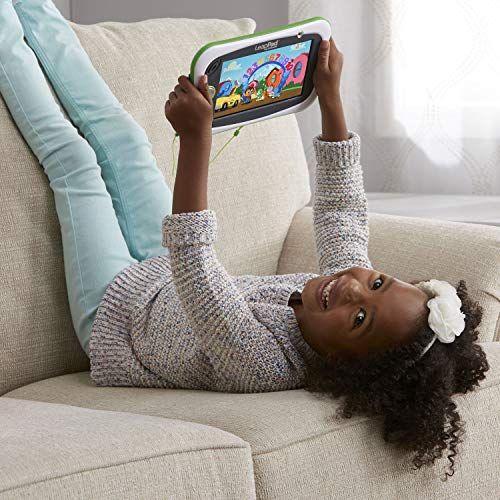 LeapFrog LeapPad Ultimate Ready for School Tablet, (Frustration Free Packaging), Green by LeapFrog (Image #6)