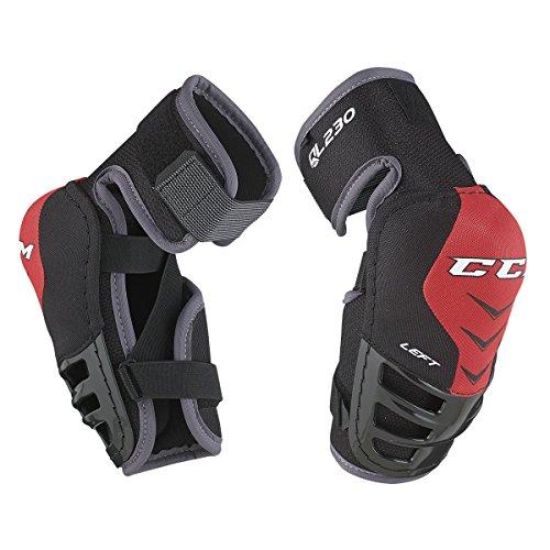15c2c9a3ef CCM Quicklite 230 Hockey Elbow Pads SR Small