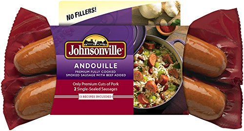 Johnsonville Andouille Sausage, 13.5 oz