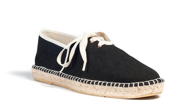 Kameleonik Bilbao Men's Mundaka Kam 46 Espadrilles Black Size: 9:  Amazon.co.uk: Shoes & Bags