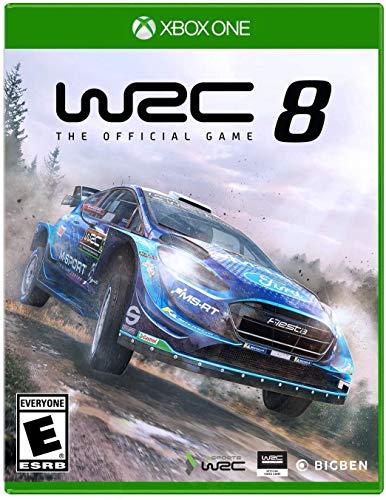 WRC 8: FIA World Rally Championship (XB1)
