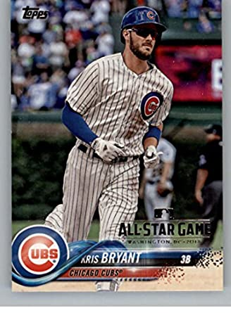 34951043b1f Amazon.com  2018 Topps All-Star Edition  500 Kris Bryant Chicago ...