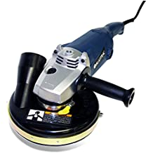 """Blastrac 05-67000C Concrete Grinder Vacuum Assembly with convertible Shroud, 7"""""""