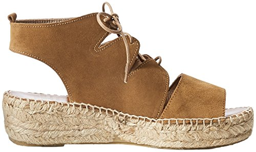 André Assous Andre Assous Elika Mujeres Platform Sandal Cuero