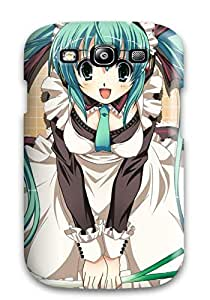 Fashion Design Hard Case Cover/ PtMPjQa9244zPqFH Protector For Galaxy S3