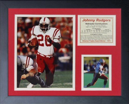 Johnny Rodgers Photograph - Legends Never Die