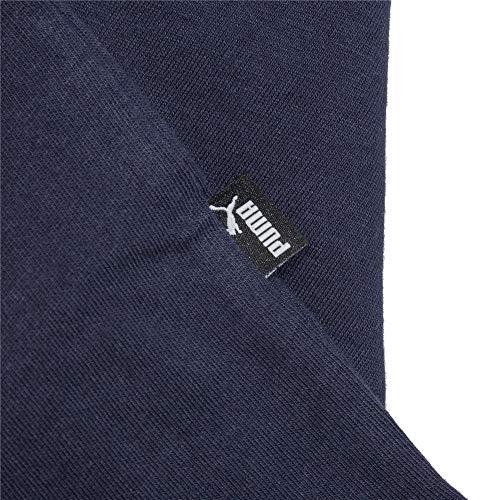 shirt Puma T S Logo Homme Bleu Ess CC4qI