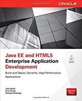 Java EE and HTML5 Enterprise Application Development Front Cover
