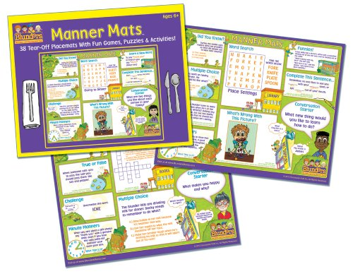 Blunders Manner Mats (Blunders Game)