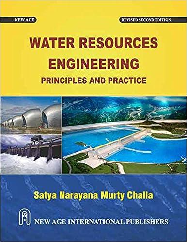 Buy Water Resources Engineering: Principles and Practice