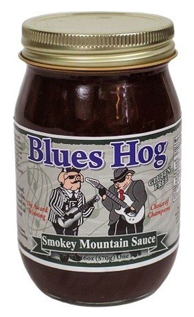Blues Hog Smokey Mountain BBQ Sauce (16 oz.) (Homemade Sauce Bbq)