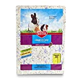 Kaytee Clean and Cozy Small Animal Bedding, Lavanda, 1000 cu.in./16.4 Liter