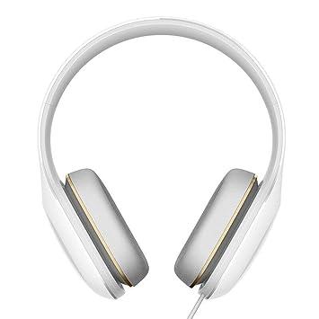 Dooret Xiaomi Mi Auriculares con Banda Fácil Versión Comfort Sport con el Mic estéreo DE 3,5 mm Auriculares con cancelación del Ruido: Amazon.es: ...