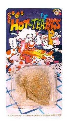 sachet de thé au piment Hot Tea-Bag [Jouet] PAMS