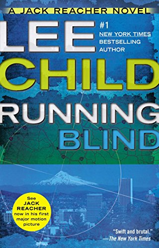 Book cover from Running Blind (Jack Reacher) by Lee Child