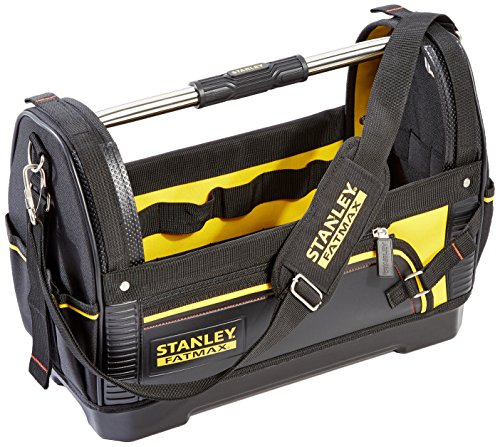 Stanley Fatmax 1-93-951 Panier porte-outils en Nylon, Noir/jaune, 48 x 33 x 25 cm
