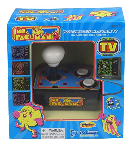 MSi Entertainment TV Arcade – Ms. Pacman Gaming System – Not Machine Specific