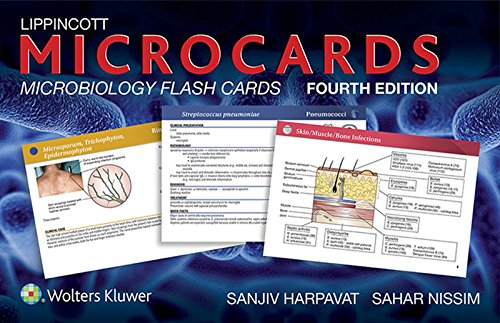 Lippincott Microcards: Microbiology Flash Cards Pdf