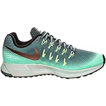 Nike Women Air Zoom Pegasus 33 Shield Running Shoe, Hasta