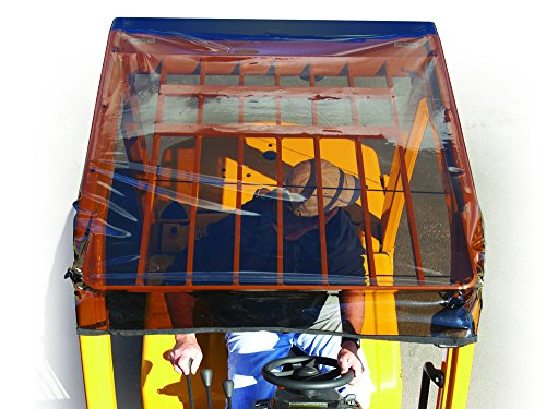 Solarcap Universal Tinted Forklift Canopy Cover