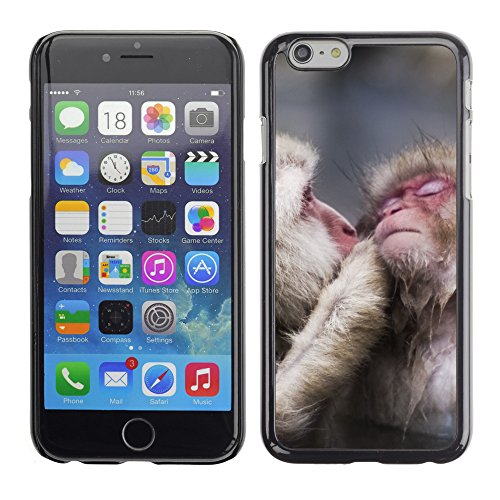 "Premio Sottile Slim Cassa Custodia Case Cover Shell // V00002833 un doux baiser // Apple iPhone 6 6S 6G 4.7"""