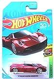 Hot Wheels 2018 50th Anniversary HW Exotics '17 Pagani Huayra 243/365, Maroon