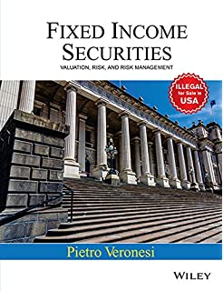 Buy bond markets analysis and strategies 8e book online at low fixed income securities valuation risk and risk management fandeluxe Image collections