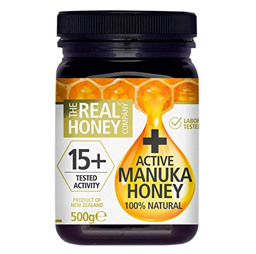 The Real Honey Company Total Activity Manuka Honey 15+ 500g by the real honey company