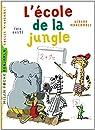 Gaspard le léopard, tome 10 : L'école de la jungle par Moncomble