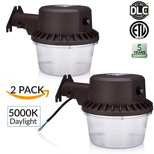 Outdoor Led Light With Photocell - 8