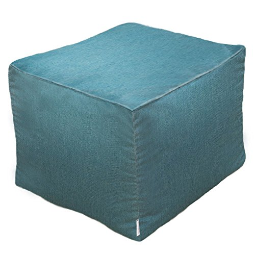 Amazon Core Covers OutdoorIndoor Sunbrella Pouf 40 X 40 Delectable Outdoor Pouf Footstool