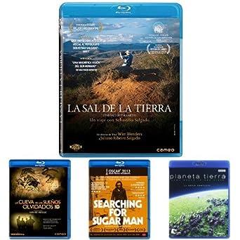 Pack Documentales: La Sal De La Tierra + La Cueva De Los Sueños ...