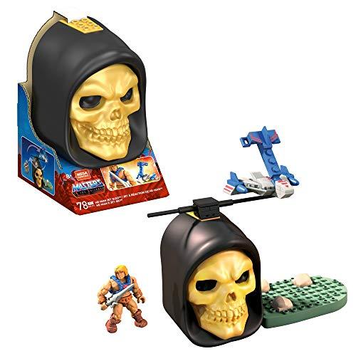 Mega Construx Masters of The Universe He-Man Jet Sled Construction Set, Building Toys for Kids