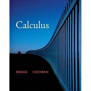 Calculus (Briggs/Cochran Calculus)