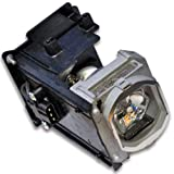 FI Lamps MITSUBISHI WL2650U Projector Replacement Lamp with Housing