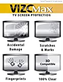 32 inch Vizomax TV Screen Protector for