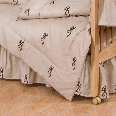 Browning Buckmark Crib Comforter