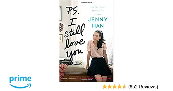 630ca9d91150 Amazon.com  P.S. I Still Love You (To All the Boys I ve Loved Before ...