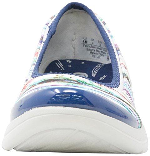 Bzees Relajan Zapatos Sin Cordones Múltiples Acuarela Muy barato en línea Visita Nuevo en línea Venta en Español Precio realmente barato g12mwPY
