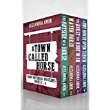 A Town Called Horse Short Historical Mysteries: Books 1 - 4
