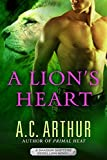 A Lion's Heart (Shadow Shifters Rebellion Book 1)