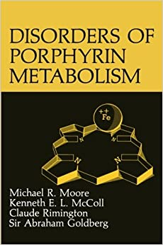 Book Disorders of Porphyrin Metabolism (Topics in Hematology)