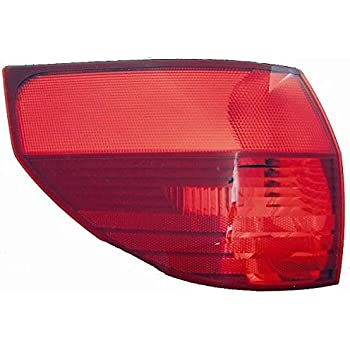 04-05 Toyota Sienna Mini Van Driver Taillamp Taillight NEW 81560-AE010 TO2800152