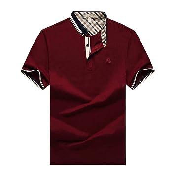 yeahbo 377096603180.00 - Polo para Hombre, Primavera/Verano, Mode ...