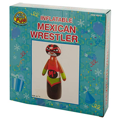 Bulk buys inflatable mexican wrestler