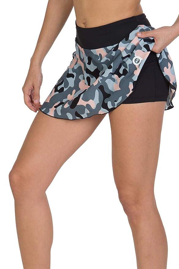 a40grados Sport & Style, Falda Fiel, Mujer, Tenis y Padel ...