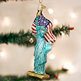 Old World STATUE OF LIBERTY America Ornament Christmas