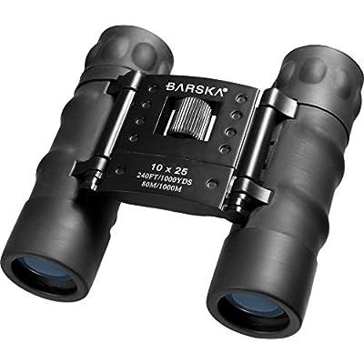 Barska Style 10x25 Jumelles Noir