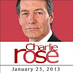 Charlie Rose: Dustin Hoffman, January 25, 2013 Radio/TV Program