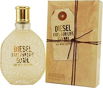 Amazoncom Diesel Fuel For Life By Diesel For Women Eau De Parfum